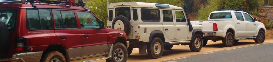 4x4 Jeep tours with Hen Weekend Marbella on the Costa del Sol