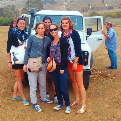 Jeep tours 4x4 Guided Safari hen weekends marbella