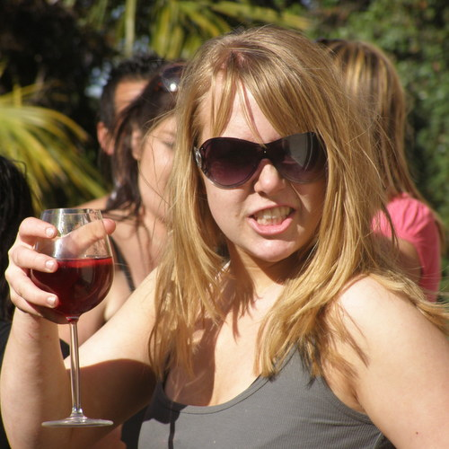 Time for a glass of red wine with Hen Weekend Marbella, Costa del Sol, Spain