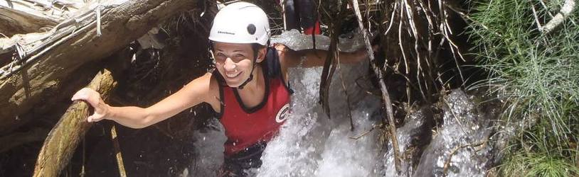 Hen Weekend Marbella Canyoning with E2m