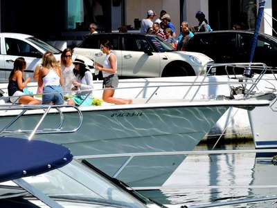 Luxury Marbella hen party cruise